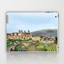 Viseu landscape Laptop & iPad Skin
