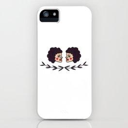 Side Eyed iPhone Case