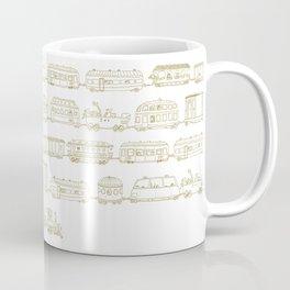 Marco's train - Bronze Coffee Mug