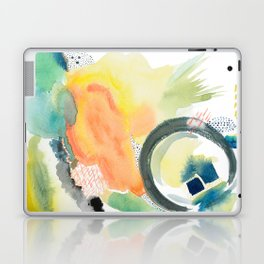 Summer Storm Abstract Laptop & iPad Skin