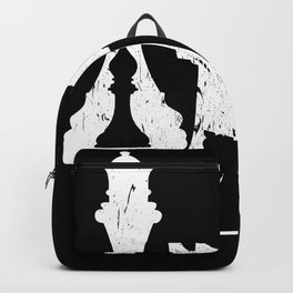 Chess Pieces Backpack