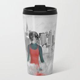 Daydreaming in NYC Travel Mug