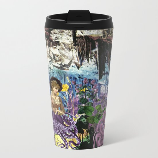LIFE UNDERGROUND Metal Travel Mug