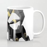umbreon Mugs featuring Umbreon by Versiris