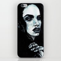 marceline iPhone & iPod Skins featuring Marceline by .Esz