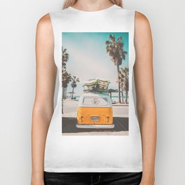 Coming Home to California Biker Tank