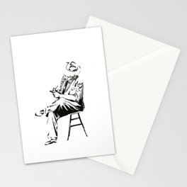 Journalist Stationery Cards