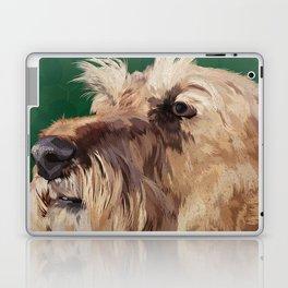 Irish terrier Laptop & iPad Skin