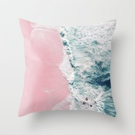 sea of love II Throw Pillow