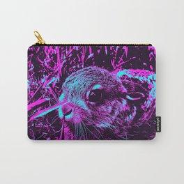 Pop Art Bunny Carry-All Pouch