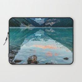 Lake Louise, Banff National Park, Alberta, Canada Laptop Sleeve