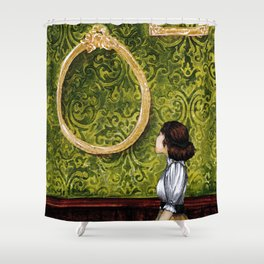Talking of Michelangelo Shower Curtain