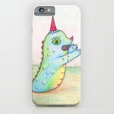 Wormrah the 'giant' monster. iPhone 6s Slim Case