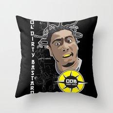 Russell 'ODB' Jones Throw Pillow