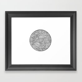 Caught Inside III Framed Art Print