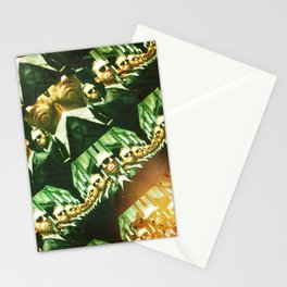 Agent Clone Virus For Mr Anderson Stationery Cards
