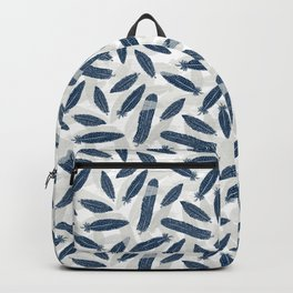 Feathers of the Guinea Hen Backpack