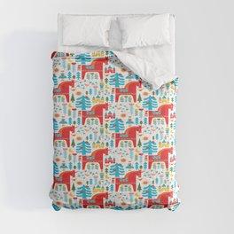 Scandinavian Inspired Fairytale - Bright Comforters
