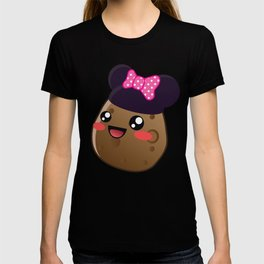 Her Life is Potatoes T-shirt