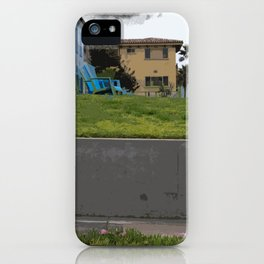 House on The Esplanade iPhone Case