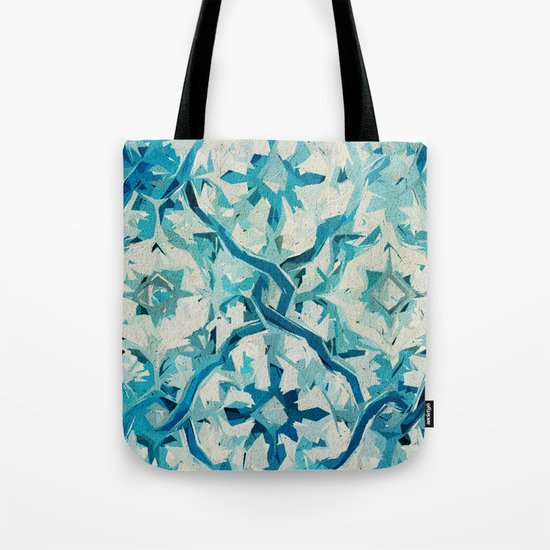 Forgetting Winter Tote Bag