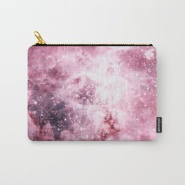 Pink Tarantuala Nebula Core Carry-All Pouch