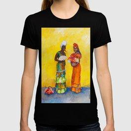Flower Ladies T-shirt