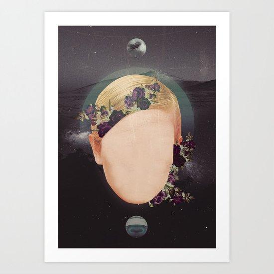 COSMIC PORTRAITS//04 Art Print