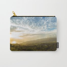 Caribbean Sunset - Martinique Carry-All Pouch
