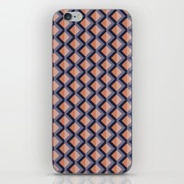Geometric Pattern #010 iPhone Skin