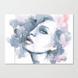 Stillhet (silence) Canvas Print