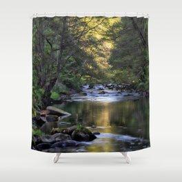 Allensford River Shower Curtain