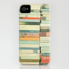 Bookworm iPhone (4, 4s) Slim Case