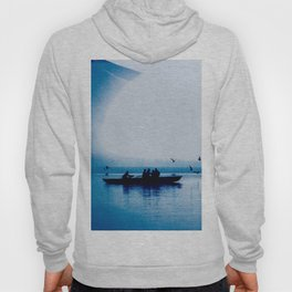 Indian Sunset- By Mindia Hoody