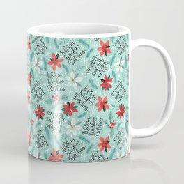 Pretty Swe*ry: Warm Wishes Bitches Coffee Mug