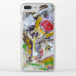 Drunk with Ouspensky Clear iPhone Case