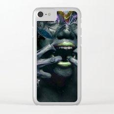 Perc Clear iPhone Case