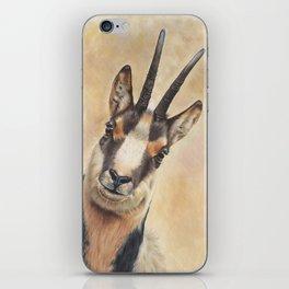 chamois iPhone Skin