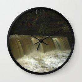 The Falls Wall Clock