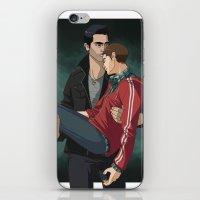 sterek iPhone & iPod Skins featuring Sterek by callahaa