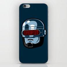 Drop it, Punk iPhone & iPod Skin