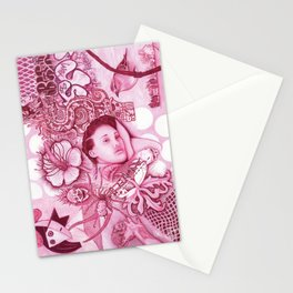 Picasso Dream Scape Stationery Cards