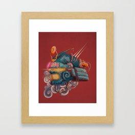 S4MUR41 Framed Art Print