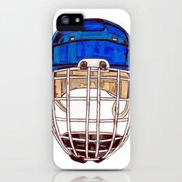 Hasek - Mask iPhone Case