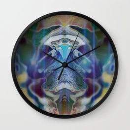 hourofscampering Wall Clock