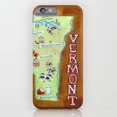 VERMONT iPhone 6s Slim Case