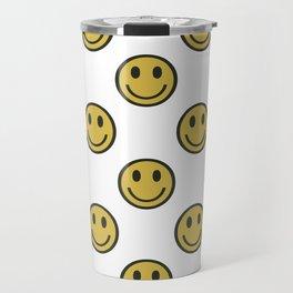 Smileys Travel Mug