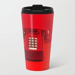 Red Phone Travel Mug