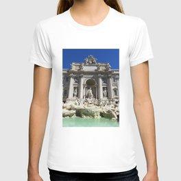 Fontana di Trevi al sole T-shirt