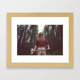 The Dream Slayer Framed Art Print
